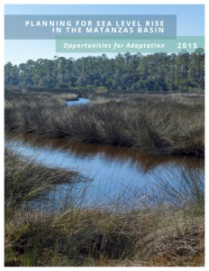 Planning_For_Sea_Level_Rise_In_The_Matanzas_Basin cover