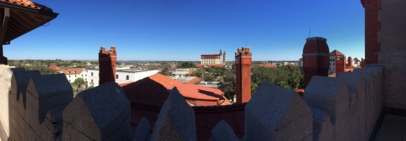 Flagler College view